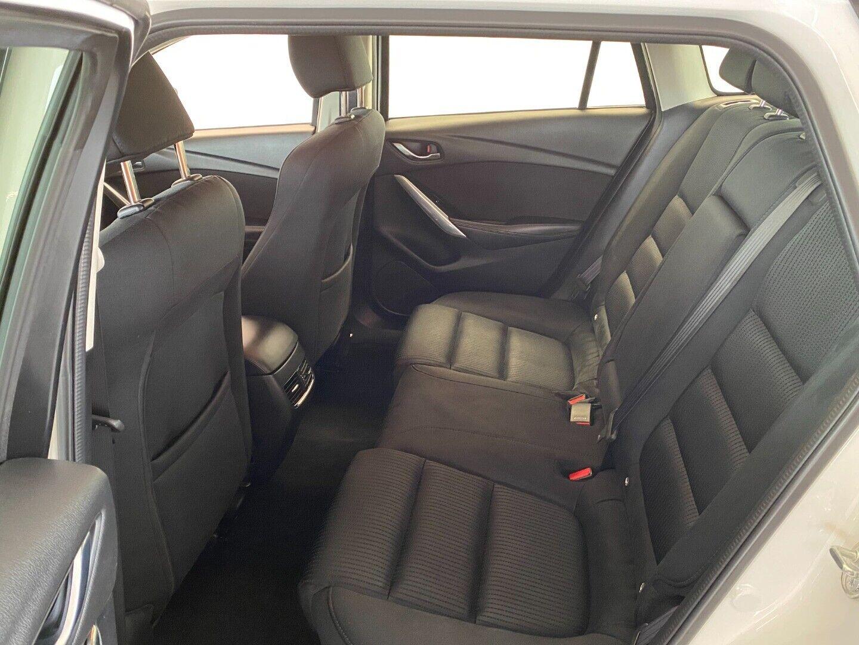 Billede af Mazda 6 2,2 SkyActiv-D 150 Core Business stc.