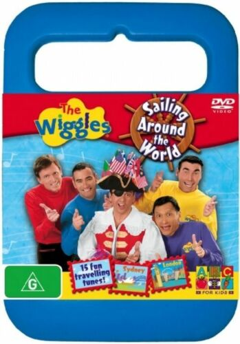 1 of 1 - The Wiggles - Sailing Around The World (DVD, 2005)VGC Pre-owned (D88)