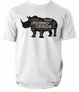 Save the Chunky Unicorns Funny Rhino chubby Joke Gift MENS T-SHIRT