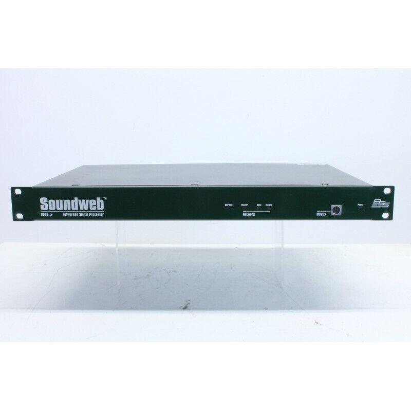 BSS - Soundweb 9008 IIS - Network Processor (No.1)