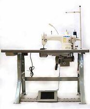 Juki Ddl 8700 Sewing Machine With Servo Motor K Legs Amp Led Lamp Free Shipping