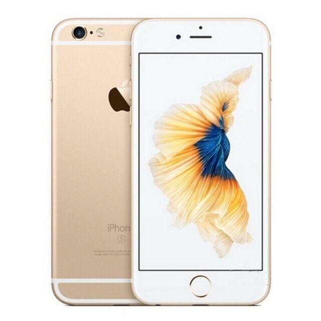 IPHONE 6S GOLD 16GB APPLE °°SIGILLATO°° GRADO A+++  NO FINGERPRINT