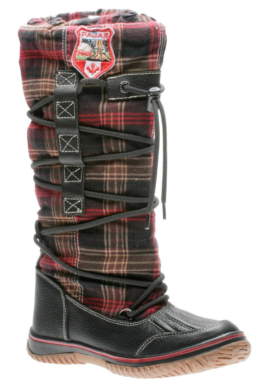 Pajar 6 Andree Lace Wrap Damens Stiefel NEW Größe US 6 Pajar - 6.5 EU 37 013502