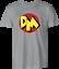 Danger Mouse Logo Retro 80/'s TV Cartoon T-Shirt Classic Tshirt Sizes S 5XL