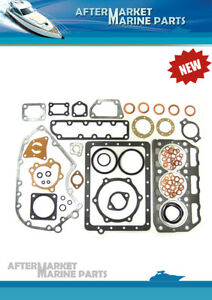 Head Gasket kit for Yanmar 3GM30, 3GM30F, replaces#: 728374