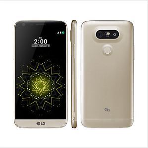 Debloque-Telephone-5-3-034-LG-G5-H850-32GB-Dual-16MP-3G-4G-LTE-Android-GPS-Or