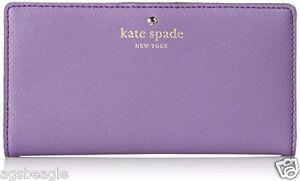 Kate Spade Wallet PWRU3905 Neda Cedar Street Stacy Mountbatten Agsbeagle