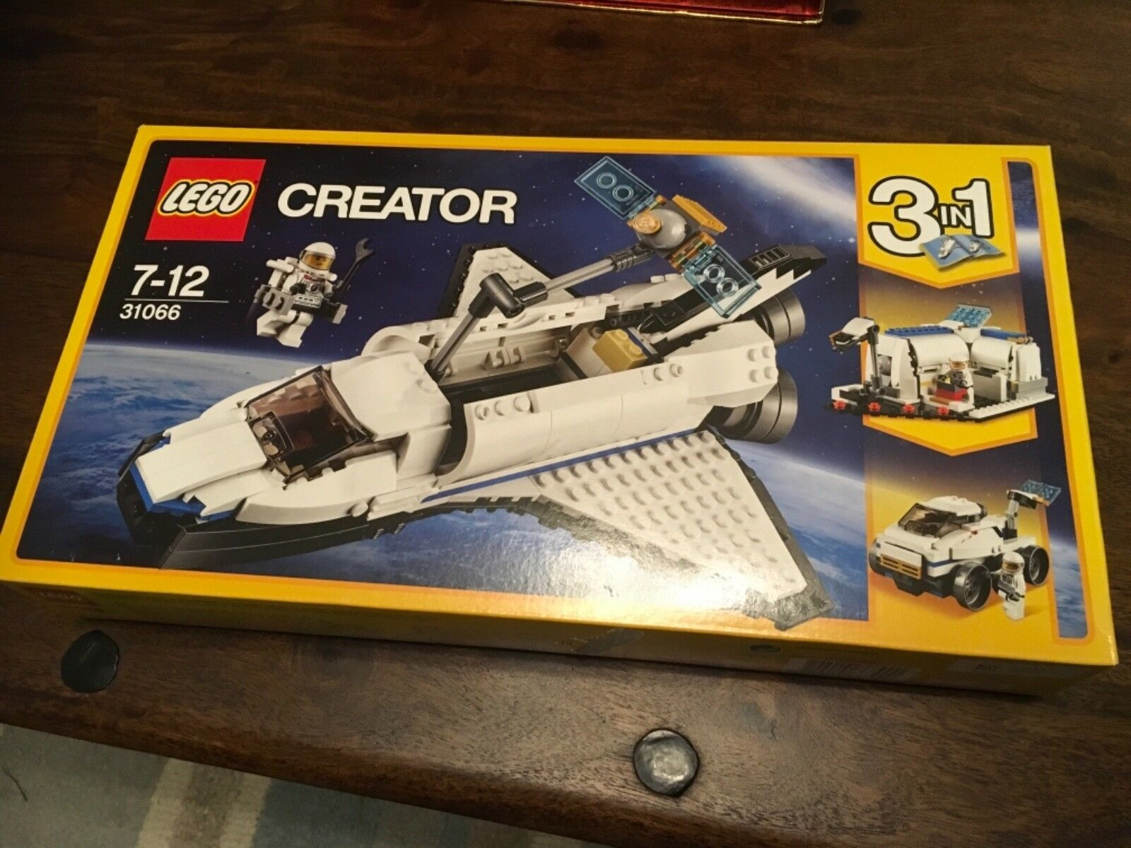Lego Creator 31066 Space Shuttle. New and Sealed.