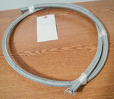 6' MARINE Allied Wire & Cable AWG 1 Mil Spec M24643/14 1000V Aluminum Armor XLPO