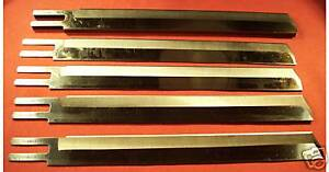 Straight-Cutting-Machine-10-034-Knife-Blades-12-PACK-for-Eastman-type-Cloth-Cutter