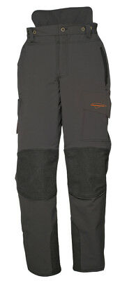 """Clothing & Protective Gear 1sqp Yard, Garden & Outdoor Living Audacious Sip Progress Chainsaw Trousers """"a"""" Grey/black Arborist Clothing"""