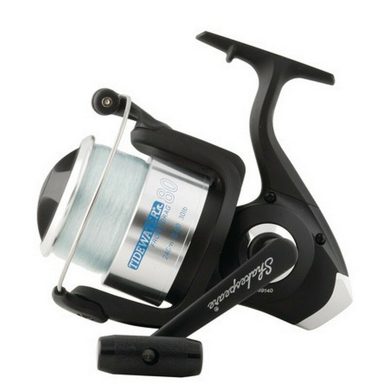 Shakespeare Tidewater 80 Front Drag Reel