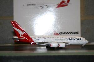 Gemini-Jets-1-400-Qantas-Airbus-A380-VH-OQF-GJQFA1057-Model-Plane-defect