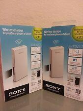Set of 2 Sony WG-C10/N Portable Wireless Server
