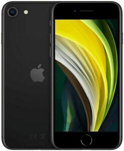 Apple iPhone SE 2. Gen 2020 64GB Schwarz Black Ohne Simlock Ohne Branding NEU