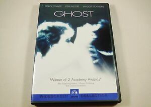 Ghost Dvd Patrick Swayze Demi Moore Whoopi Goldberg Tony Goldwyn