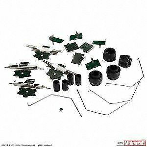 Disc Brake Hardware Kit Front MOTORCRAFT BRPK-5624