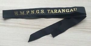 H-M-P-N-G-S-TARANGAU-GENUINE-RAN-TALLY-BAND-220-SHIPS-NAMES-AVAILABLE