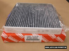 Lexus / Toyota OEM Genuine Premium AC CHARCOAL CABIN AIR FILTER 87139-50100