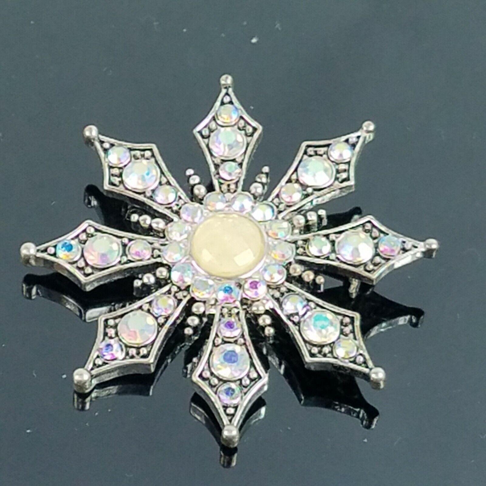 KC Kenneth Cole Swarovski Crystal Aurora Borealis… - image 2