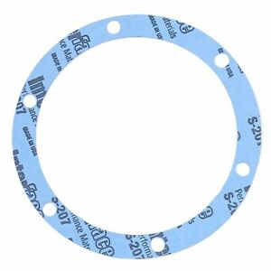 Suzuki-GT-380-550-1973-1978-Contact-Point-Break-Inspection-Gasket-UK-Made