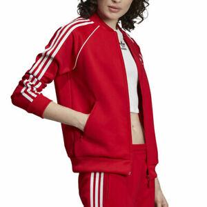 adidas felpa rossa donna