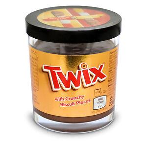 Twix-Brotaufstrich-200g-Riegel-Schokoladen-Caramel-Aufstrich-Trendartikel