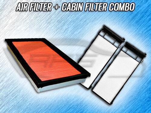 AIR FILTER CABIN FILTER COMBO FOR 1998 1999 2000 2001 2002 2003 INFINITI QX4