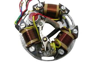 Vespa-Stator-Plate-6V-5-Wire-Vespa-Sprint-VBB-VNA-VNB-GT-GTR-T4-GL-Super