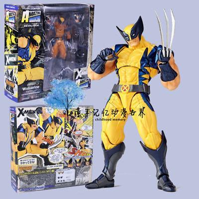 Kaiyodo No.005 Marvel X-men Wolverine Amazing Yamaguchi Action Figures Ko Toy Eine VollstäNdige Palette Von Spezifikationen