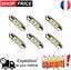 6-veilleuses-ampoules-voiture-moto-LED-C5W-6000K-Blanc-XENON-5050-3-SMD-NEUF miniature 1
