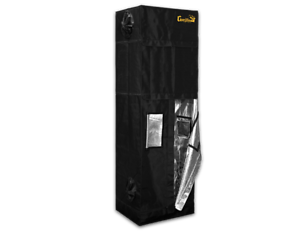 Gorilla Grow Tent Premium GGT22 2ft X 2.5ft X 5ft11 con Kit de extensión de altura