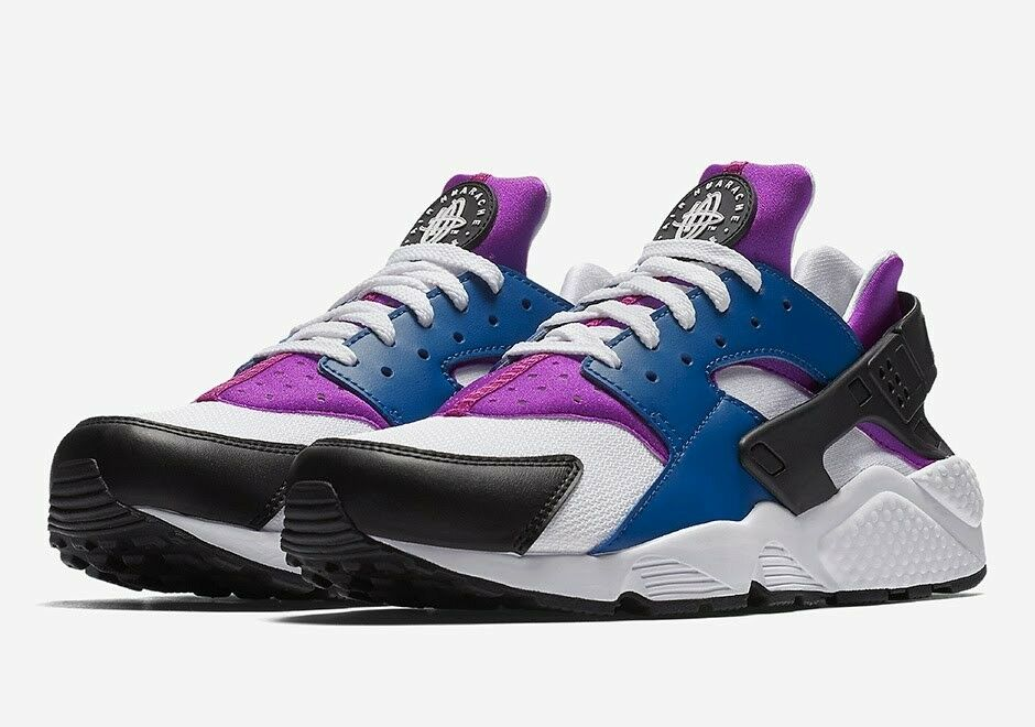 Seasonal clearance sale NIKE AIR HUARACHE Mens 318429-415 MSRP:  size 11