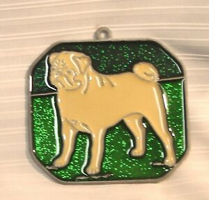 French Bulldog Fawn Dog Tiny One Resin Keychain Key Chain Ring