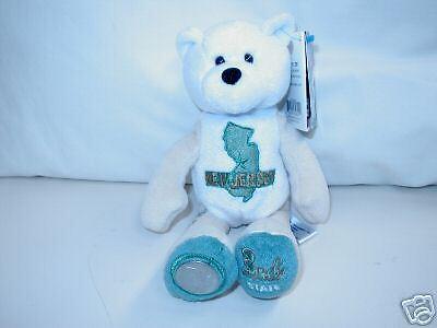 NEW JERSEY-LTD TREASURE-STATE COIN BEAR   #3   Retired
