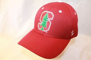 562d1e0c6ac Stanford Cardinal Hat Cap The Game Day S Tree Fitted Cap by Zephyr ...