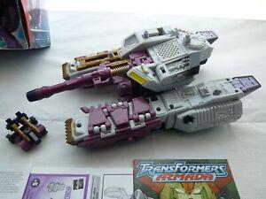 Transformers Armada Galvatron w Clench Mini-con 2003 Hasbro