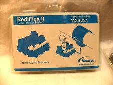 Qty 2 Nordson Rediflex Ii 1124221 Hose Hanger System Sealed Package