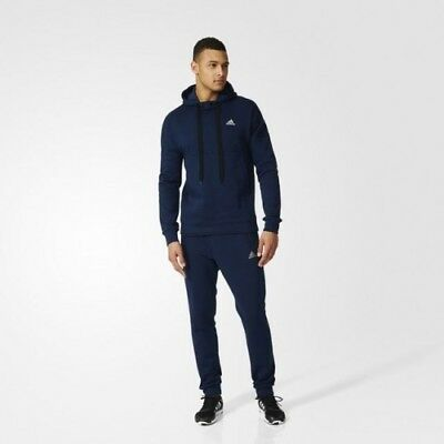 adidas Performance LPM Colourblock 3-Stripe Hooded Tracksuit Sizes 46//48 48//50