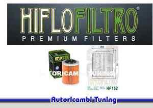 FILTRO-OLIO-HIFLO-HF152-MOTO-Can-Am-SSV-Commander-X-4x4-1000-cc-anni-2011