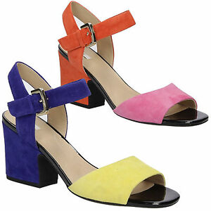 Damen Sandalen GEOX D724UB 00021 Sandaletten Elegant Modisch Gr. 35 39 SALE