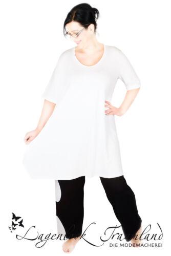 54 Tunic 44 A 48 52 Shirt line Bianco NookLagenlook Taglia 46 50 In b76fgy