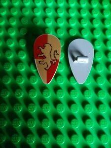 Wappen NEU Harry Potter Lego 2586ph1 Schild Gryffindor aus Set 4709 4757