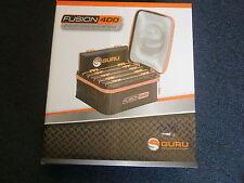 Guru Fusion 400 EVA Storage System Match Fishing tackle