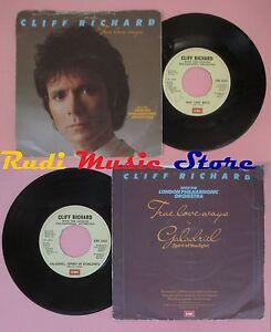 LP-45-7-039-039-CLIFF-RICHARD-LONDON-PHILHARMONIC-True-love-ways-Galadriel-no-cd-mc-dvd