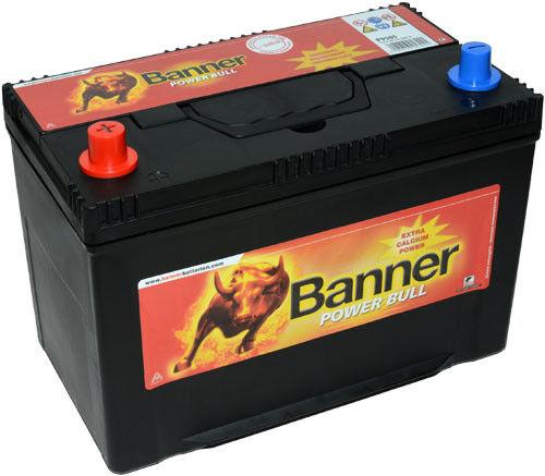 Banner POWER BULL 12V 95 Ah P9505 Autobatterie (P10033) Starterbatterie