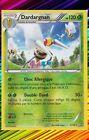 Dardagnan Reverse -XY5:Primo Choc - 3/160 - Carte Pokemon Neuve Française