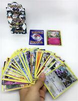Pokemon TCG 18/25/60 Pcs Pokemon EX GX Trainer CARDS Bundle: 47 Basic + 13 MEGA