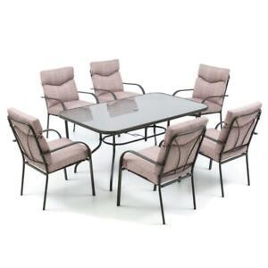 Tavoli E Sedie In Ferro Per Giardino.Tavolo E Sedie In Ferro Per Esterno Giardino Ebay