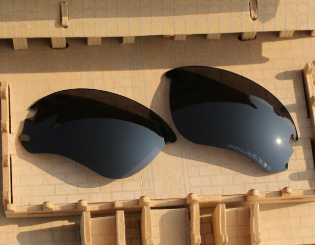 03ce6111e3 ACOMPATIBLE Polarized Lenses Replacement for-Oakley SI Speed Jacket OO9228  Black